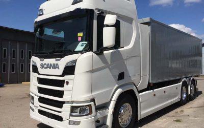 Jansèns Entreprenad & Transport i Kalmar